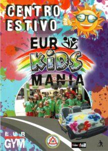 Centro Estivo 2018 - EUR Kids Mania 1