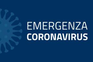 Emergenza CoViD-19 - chiusura temporanea